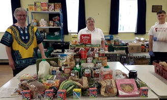 FoodbankAdrian100days